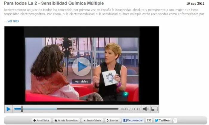 """SQM 2 - """"Nos hemos adaptado a lo tóxico. Aviso a la sociedad"""" La Dra. Pilar Muñoz-Calero en la revista online El Color del Dinero 29"""