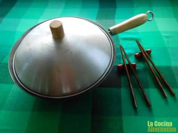 wok - 365 desayunos veganos y más en la Cocina Alternativa
