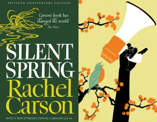 """silent spring - """"La vida es demasiado preciosa para arriesgarla por ninguna ganancia"""" Naomi Klein en TED (vídeo)"""