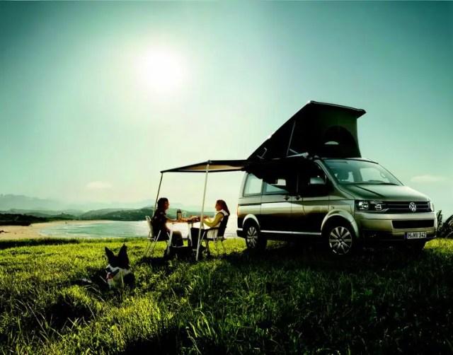 VW California 2 - Volkswagen California Beach Edition, la furgoneta de los surferos