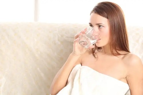 beber agua del grifo - beber agua del grifo