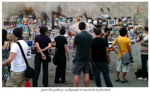 guerrilla galery - guerrilla galery