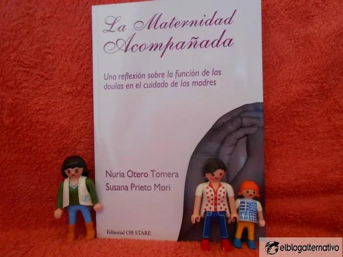 doulas1 - Las DOULAS y la maternidad acompañada. Entrevista a Nuria Otero y Susana Prieto
