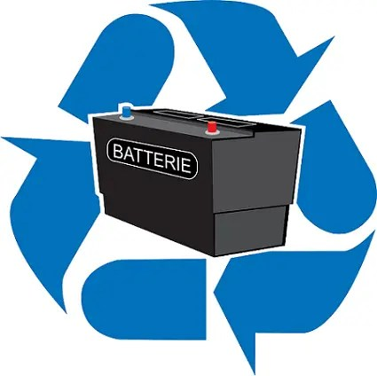 Reciclar bateria - Reciclar bateria
