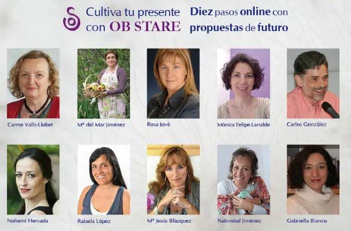 cultiva presente - CULTIVA TU PRESENTE con propuestas de futuro: 10 seminarios online de septiembre 2013 a junio 2014