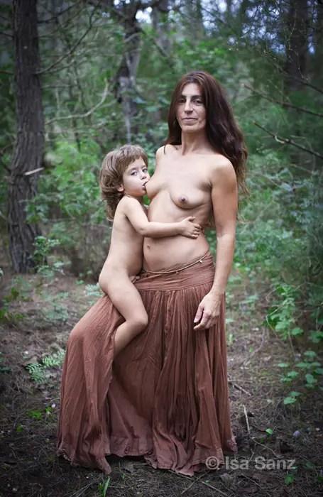 isa sanz Andrea y Sathya