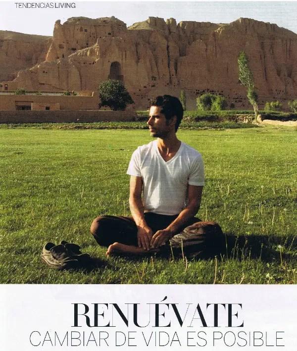 yoga - YOGA, MODA Y GUERRA, la historia de Yogi Cameron: reinventarse y ayudar a los demás
