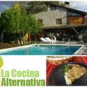 cocina+casa rural - ¿Quieres disfrutar de un día diferente y alternativo en La Rioja? Mira esta clase de cocina + velada + noche en una casa rural especial