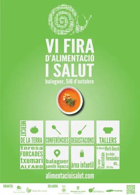 poster3 300 - FERIA ALIMENTACION Y SALUD LERIDA