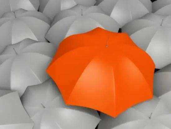 ser diferente - El camino trillado: lo normal y la mayoría