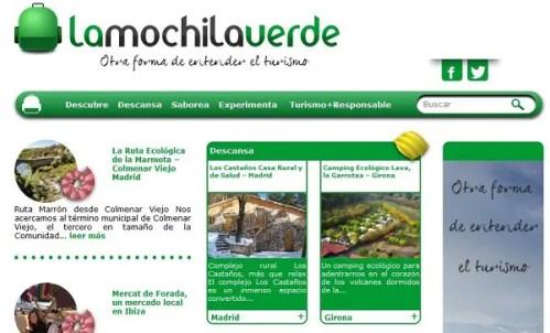 La Mochila Verde - La Mochila Verde