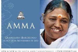 """amma 2013 - AMMA en Barcelona, Noviembre 2013: """"Donde hay amor verdadero, no hay esfuerzo"""""""