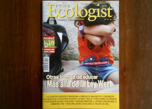 the ecologist 55 - the ecologist 55