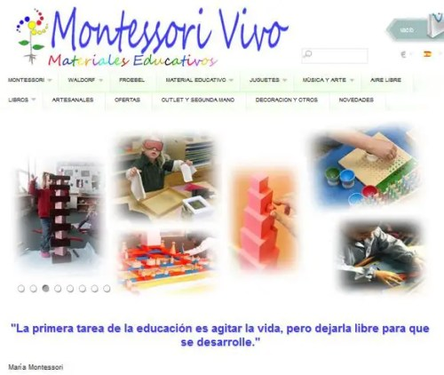 Montessori Vivo - Montessori Vivo
