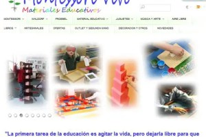 Montessori Vivo - Montessori Vivo - Materiales Educativos