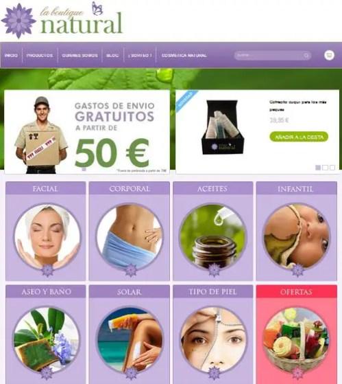 La Boutique Natural - La Boutique Natural