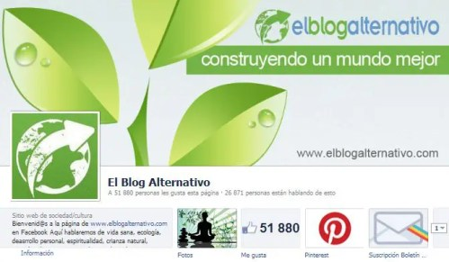 Facebook de El Blog Alternativo - Facebook de El Blog Alternativo