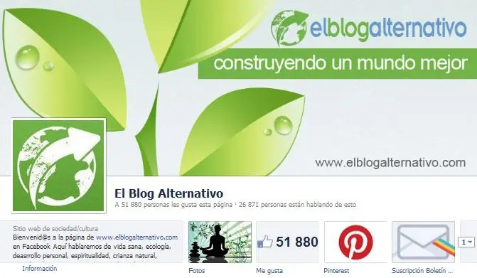 Facebook de El Blog Alternativo