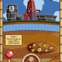 """Fracking - """"Let's Frack"""", animación interactiva para comprender la técnica del fracking. Los viernes de Ecología Cotidiana"""