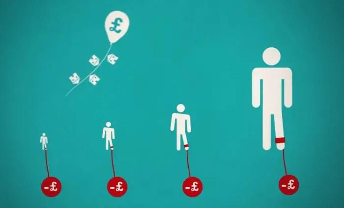 positive money deuda - 3 pasos para REFUNDAR el sistema económico y cambiar el mundo