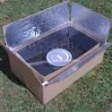 Horno solar - Cocinando con el sol. Los viernes de Ecología Cotidiana