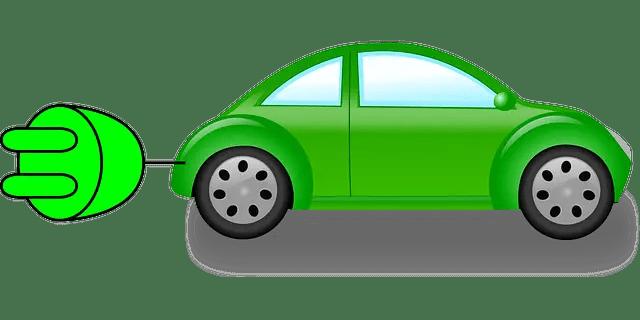 coche eléctrico - Los coches eléctricos son cada vez más eficientes