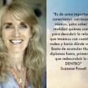 """SUZANNE - """"Los niños se sorprenden al saber que yo creo también en la magia"""". Entrevista a Suzanne Powell"""