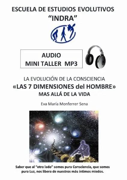 """7 dimensiones - """"Es un derecho del ser humano saber quiénes somos y qué puñeta hacemos aquí"""" Entrevista a Eva Monferrer"""