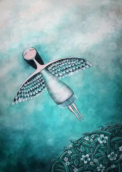 spread yor wings - spread yor wings