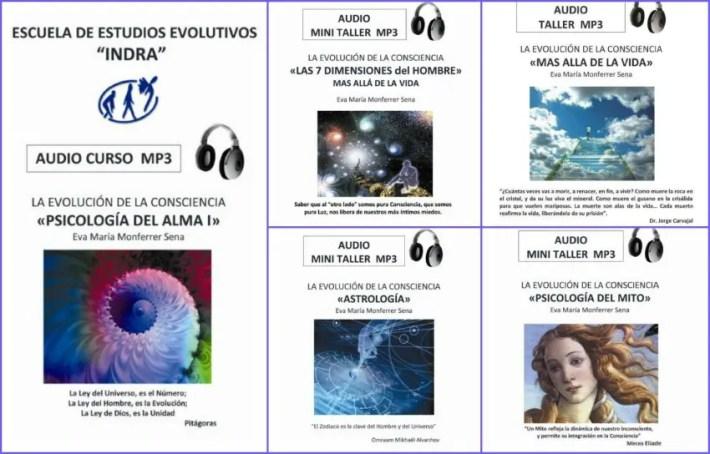 5 audiocursos - ¿Por qué conocer La Evolución de la Consciencia Humana? audiocursos