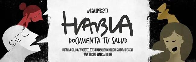 Cabecera post - HABLA: Documenta Tu Salud. Documental colaborativo sobre el derecho a la salud