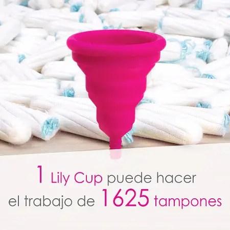 Lily Cup 1 - Hasta siempre tampón
