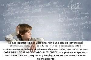APRENDER - ¿Cómo aprenden los niños? ¿Qué ofrecen las alternativas educativas?
