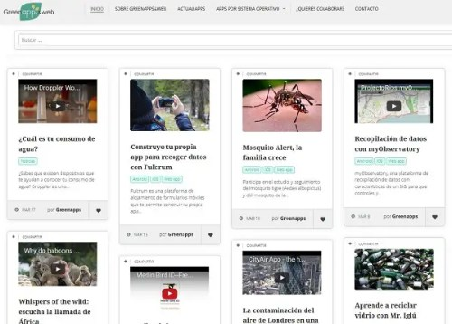 Greenappsweb - Greenappsweb