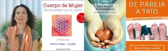 libros - Conciencia de mi cuerpo de mujer: entrevista a Mónica Felipe-Larralde