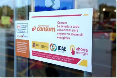 Consum - La Cooperativa CONSUM y el cuidado del medio ambiente