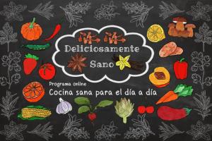 logo deliciosamente sano - Aprendiendo a cocinar sano en el siglo XXI