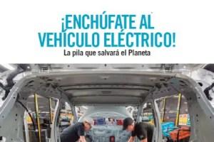 esposible - VEHÍCULO ELÉCTRICO: la pila que salvará el planeta (revista es Posible 57)