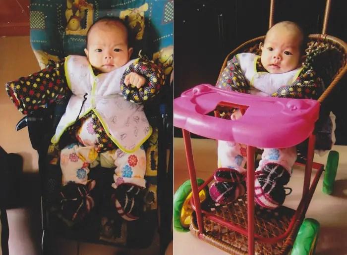Noelia - Adopción en China (hace 4 años de mi parto)