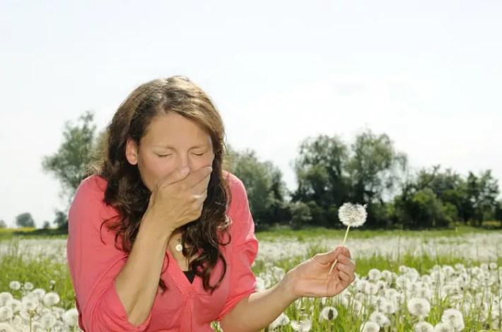 combatir la alergia primaveral