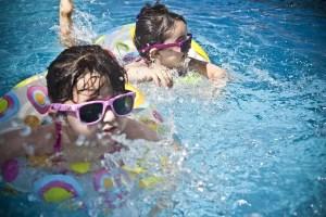 piscinas infantiles - Cuidados del agua en las piscinas