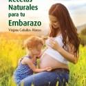 Portada final 8 - Recetas naturales para tu embarazo. Entrevista a Virginia Ceballos