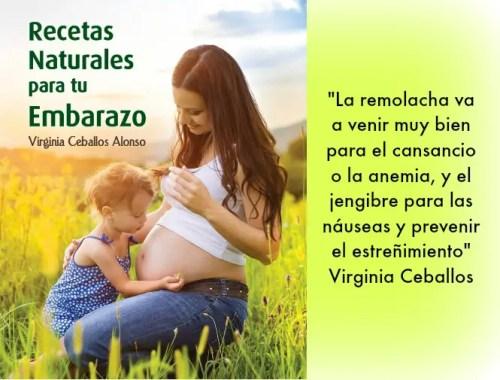 recetas naturales para tu embarazo - recetas naturales para tu embarazo
