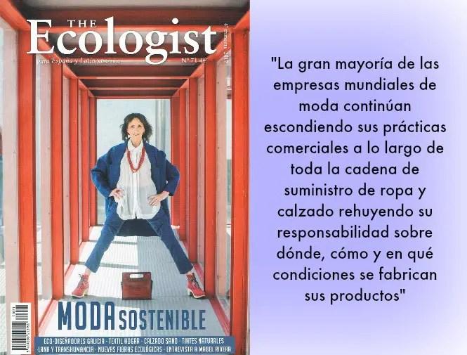 moda sostenible - Moda sostenible: una necesidad para el planeta