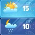 La influencia de la meteorología