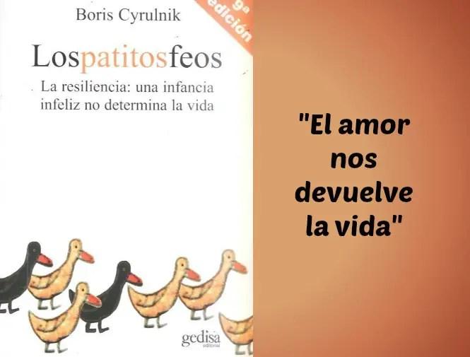 patitos feos - Boris Cyrulnik afirma que el amor nos devuelve la vida
