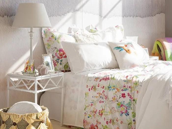 frescos en verano - dormitorio