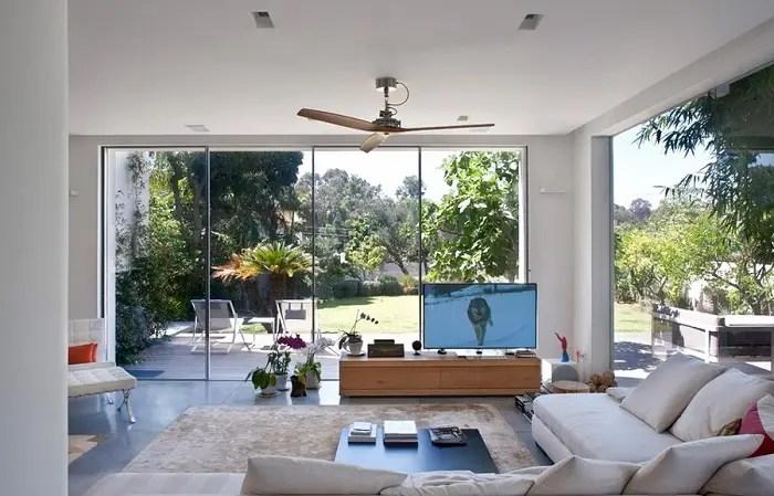 frescos en verano - ventilador de techo