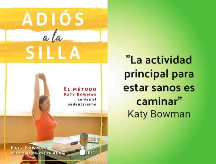 """katy bowman - """"La necesidad de movimiento está en nuestros genes"""" Entrevista a Katy Bowman"""