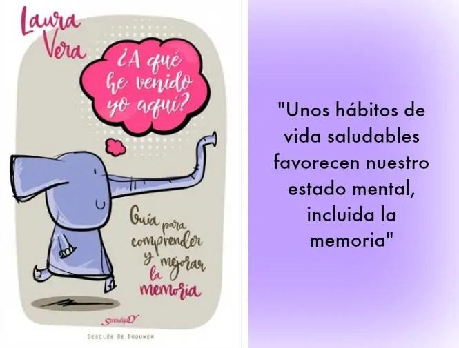"""memoria - """"La memoria es una capacidad que puede sin duda ejercitarse"""" Entrevista a Laura Vera"""